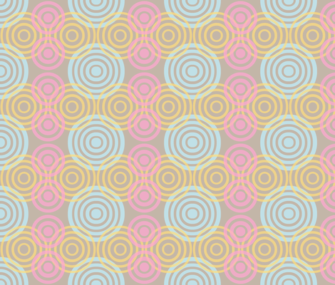 Wave_Pattern_1 fabric by kcs on Spoonflower - custom fabric
