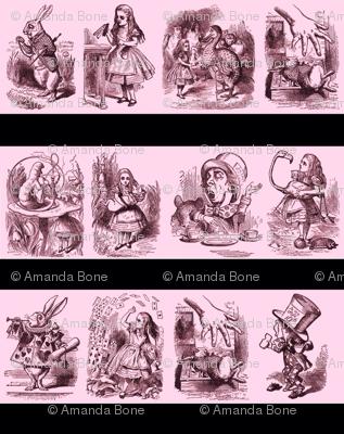 Alice's Adventures in Pink