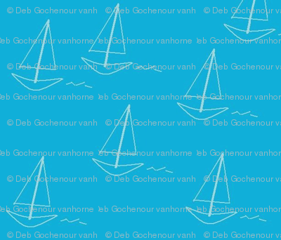 Sail on quiltworks