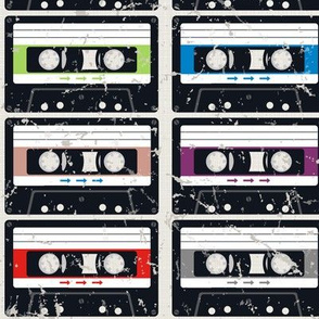 Julie's Cassette tapes