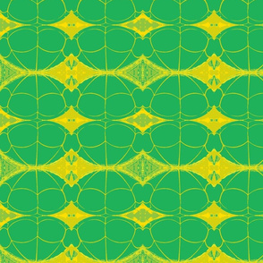 Abstract63-green/yellow
