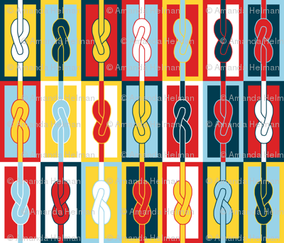 Figure-Eight Knots