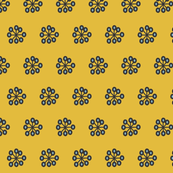 Atomic Spots - Yellow
