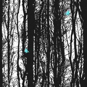 Bluebird Forest