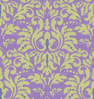 Lavender_Damask