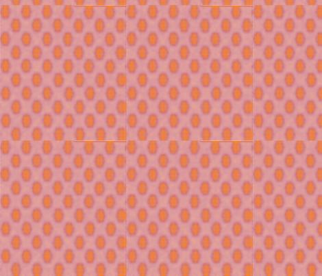 peaches & pink cream  fabric by playbox_ on Spoonflower - custom fabric