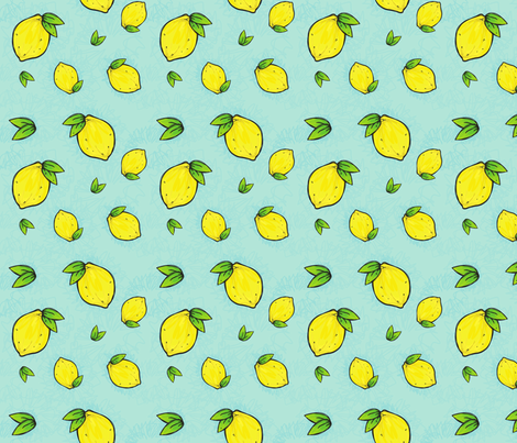 wrapping_paper fabric by dibs on Spoonflower - custom fabric