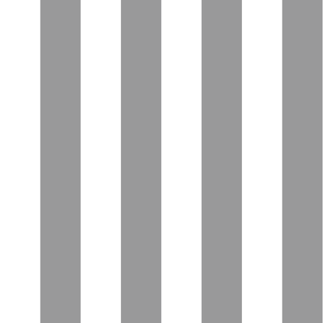 Modern Cottage ~ Vertical Stripe fabric by peacoquettedesigns on Spoonflower - custom fabric