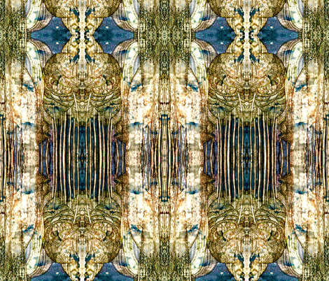 Cathedral fabric by whimzwhirled on Spoonflower - custom fabric
