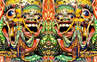 Barong, King Of The Spirits