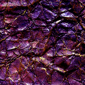 Wrinkled Painted Paper - Burgundy and gold