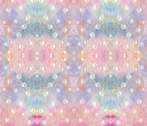 Watercolors on Fancy Rice Paper with holes fabric by martaharvey on Spoonflower - custom fabric