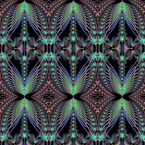 Fractal: Wonderous Wings