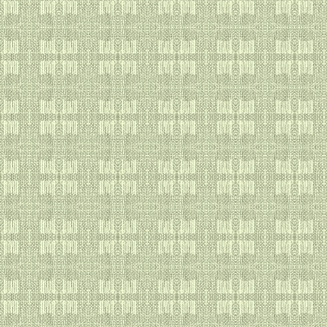 crosshatch - green mint, grey coordinate fabric by materialsgirl on Spoonflower - custom fabric