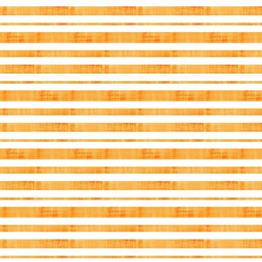 Weathered Stripes - Tangerine