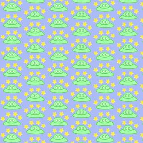Green Ufos