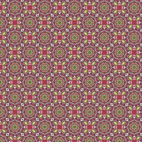 Rehasia's Eyes fabric by siya on Spoonflower - custom fabric