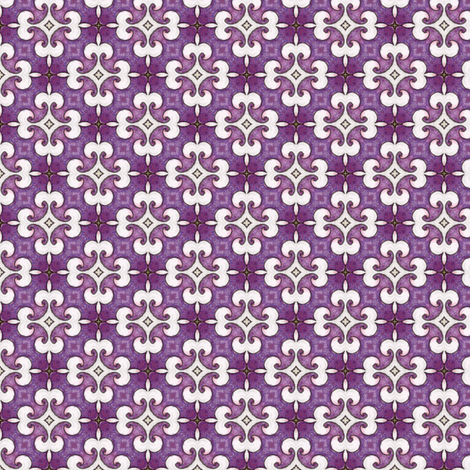 Rehasia's Graceful Cross fabric by siya on Spoonflower - custom fabric