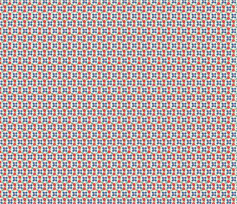 Summer Picnic fabric by flapperfancies on Spoonflower - custom fabric