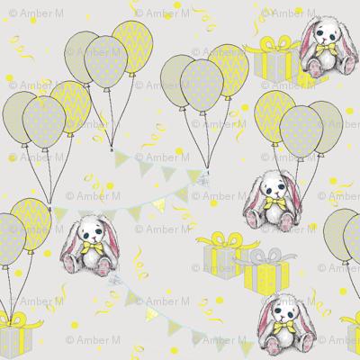 happy birthday bunny