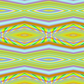 Fractal: Neon Filaments