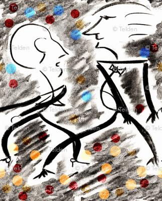 Scribble Dancers