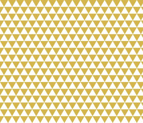 FLOWWW with Mustard II fabric by biancagreen on Spoonflower - custom fabric