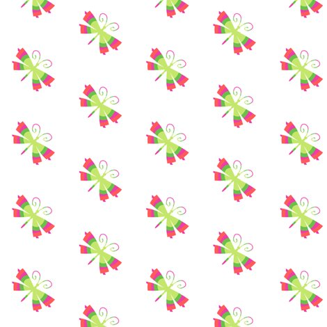 Rrplainbutterflyrainbowwatermelonsummerbypinksodapop_shop_preview