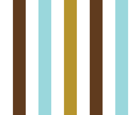 stripe harbor  fabric by paragonstudios on Spoonflower - custom fabric