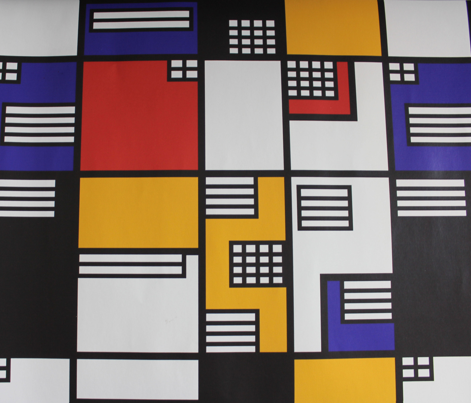 If Mondrian was an Architect - Large