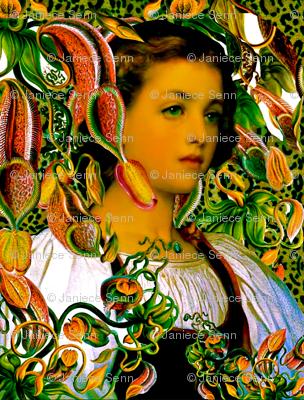 Flora, Goddess of Spring Flowers