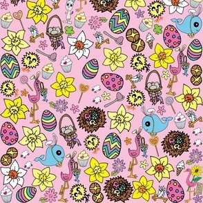 Pink Easter Whaley Megamix