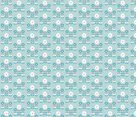 Eden3 fabric by siribean on Spoonflower - custom fabric