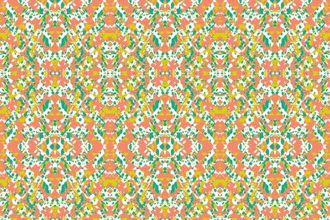 Sweet Potato Surprise-6 fabric by susaninparis on Spoonflower - custom fabric