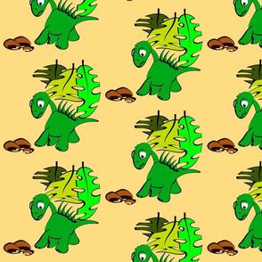 DinoBabyQ
