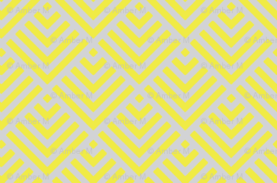 Yellow shingles