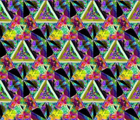 Honeycomb1_B_X fabric by k_shaynejacobson on Spoonflower - custom fabric