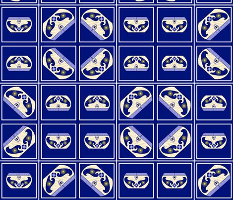 Pandora's Box fabric by kamilindoto on Spoonflower - custom fabric