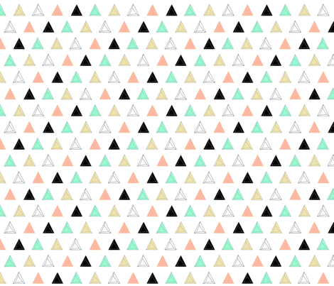 Prism Triangles fabric by krust on Spoonflower - custom fabric