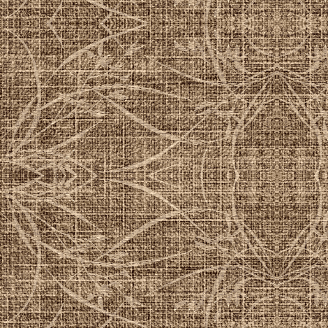 wild grasses - brown, beige fabric by materialsgirl on Spoonflower - custom fabric