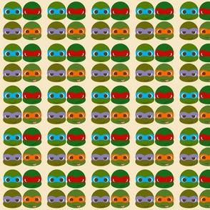 Cute Ninja Turtles