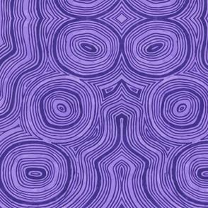 Purple Two Color Fun
