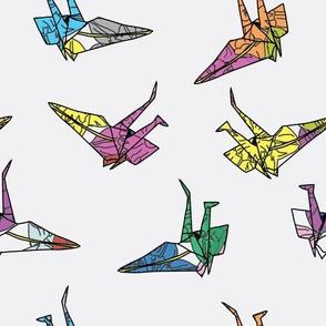 Origami multi-color