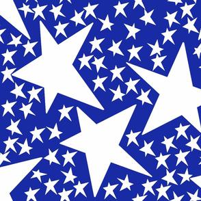 Stars Blue 4