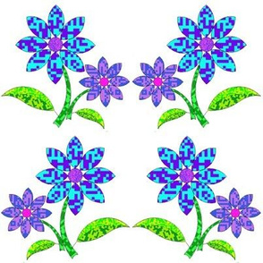 Chic Geek Floral