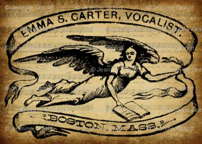 Emma Carter, Vocalist