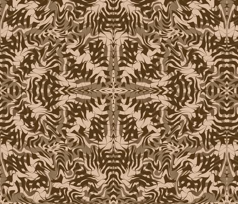 Soft Camo fabric by telden on Spoonflower - custom fabric