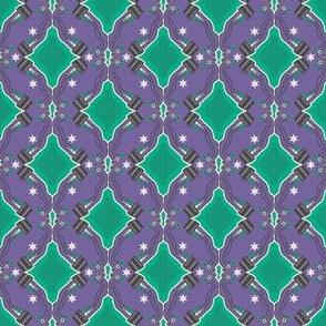 Oh yeah it`s Bitmap! green on purple