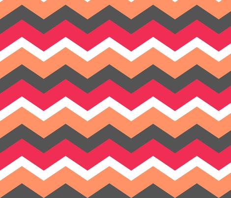 Chevy Strawberry fabric by natitys on Spoonflower - custom fabric