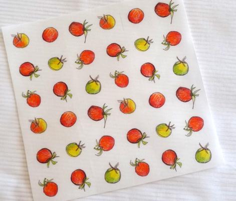 Cherry Tomato Dots